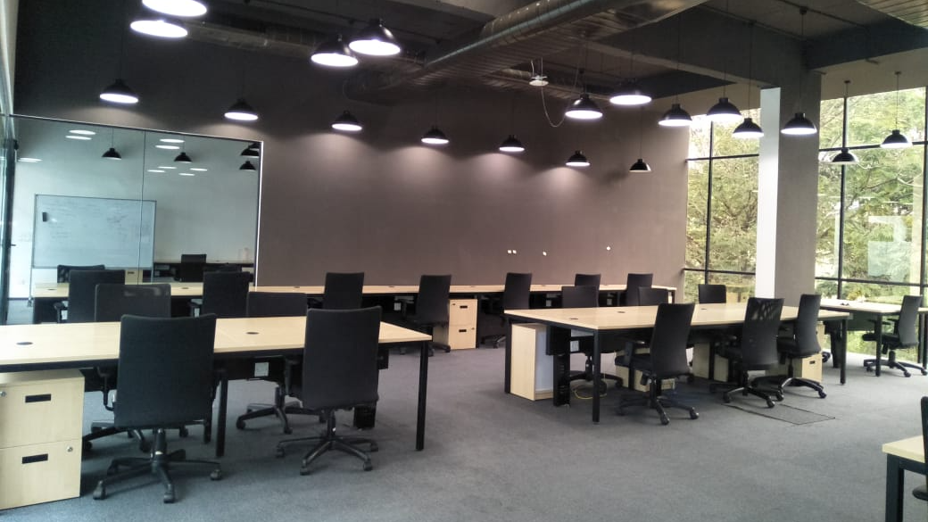 GoOffice 2722 Open Desks