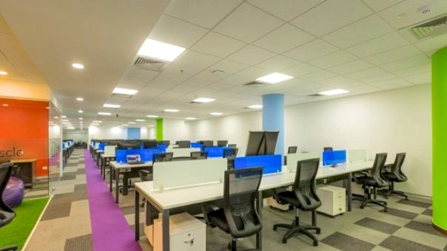 GoOffice 2486 Open Desks