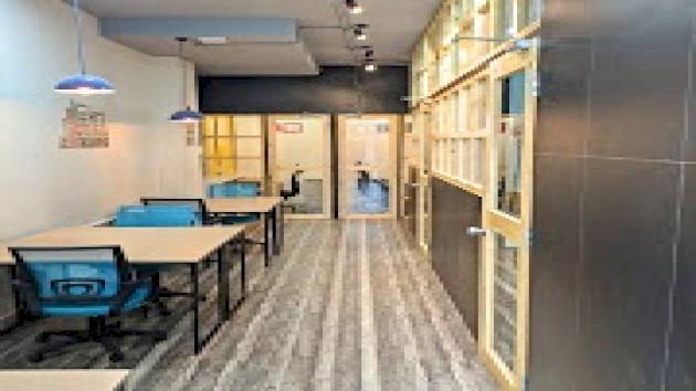 GoOffice 5085 Open Desks