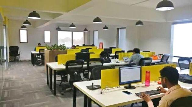 GoOffice 4174 Open Desks