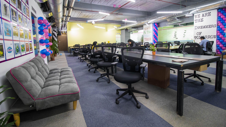 GoOffice 6078 Dedicated Desks   Powai
