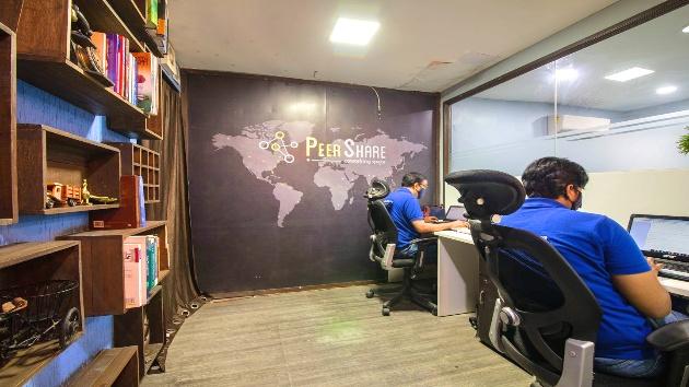 GoOffice 7201 Open Desks