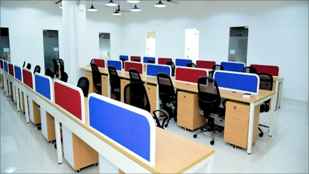 GoOffice 6141 Open Desks