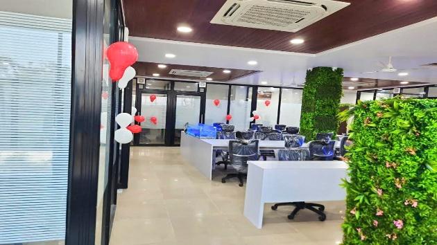 GoSpace 8203 Dedicated Desks | Vijay Nagar | Indore
