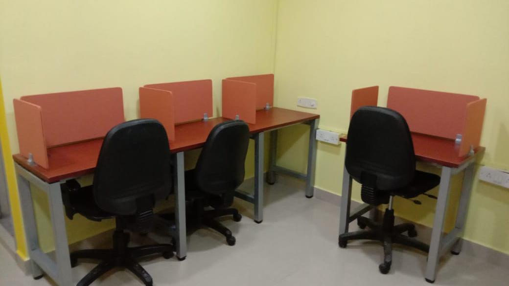 GoOffice 1376 Dedicated desks   Nungambakkam