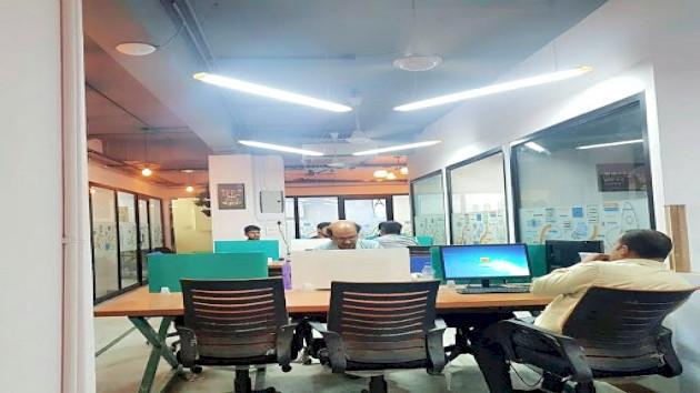 GoOffice 7100 Open Desk | Dwarka