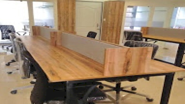 GoOffice 6120 Open Desks
