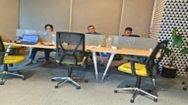 GoOffice 4080 Open Desks