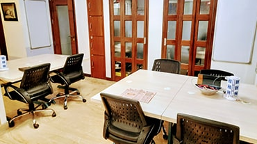 GoOffice 7155 Open Desks | Defence Colony