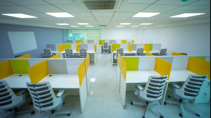Uniton IHub Coworking is a premium co-working space, providing comprehensive workspace solutions.