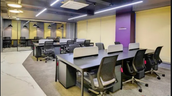 GoOffice 8191 Open desk | Bodakdev
