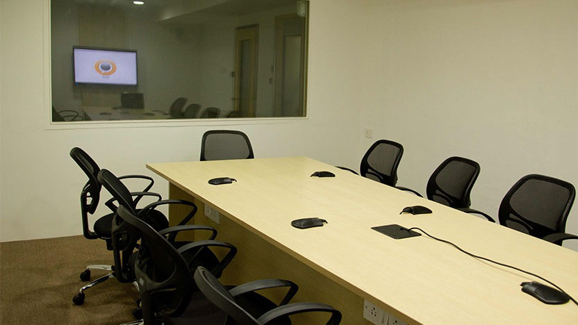 GoSpace 1003 12 Seater - Meeting space