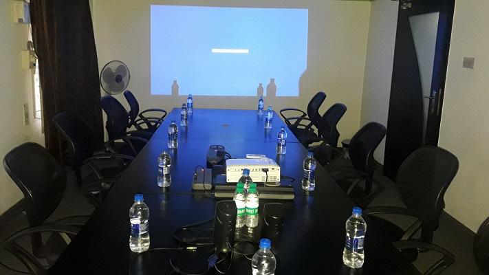 GoSpace 1004 15 Seater -Training Room