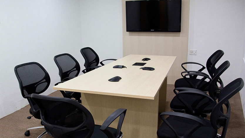 GoSpace 1002 8 Seater - Meeting space